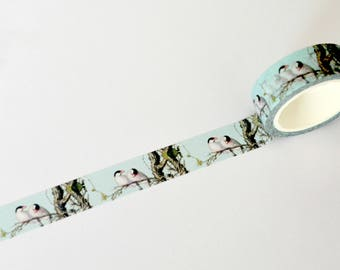 Bird Washi Tape 15mm