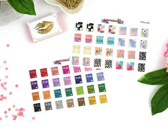 Planner Book Stickers, Glitter Planner Books, Planner book stickers, Planner Books, Planner stickers, EC Planners