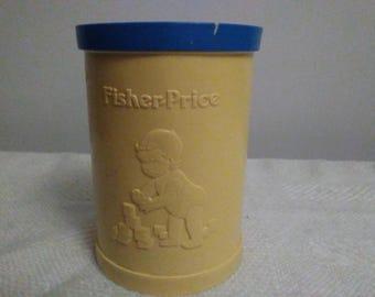 1977 fisher price shape sorter