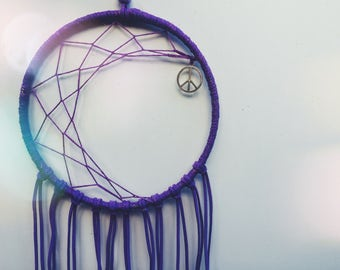 SALE! Dream catcher // Peace and moon