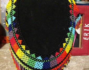 Chaquira necklace