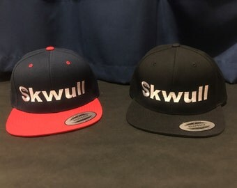 Skwull Snapback