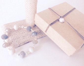 Classic gray Bracelet