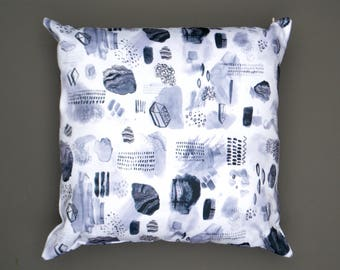 White Crystal Pillow