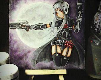 Painting Reaper