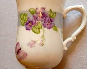 Voilet mug
