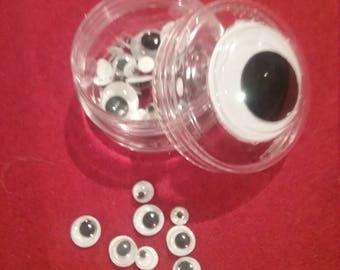 googly eye kit