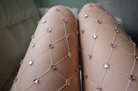 Starry Handmade Fishnets