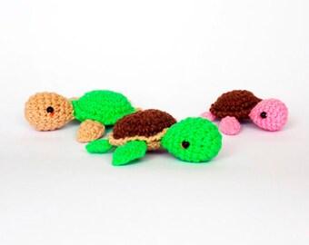 crochet pattern turtle amigurumi / crochet turtle / amigurumi animals / amigurumi turtle / stuff turtle / crohet pattern turtle /