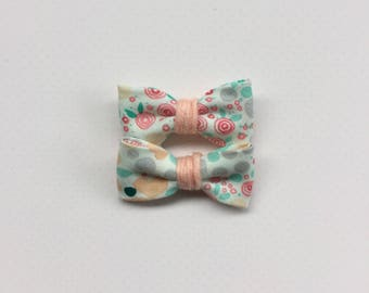 Whimsical floral Jane bows | pigtail bow set || limited edition