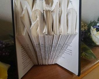 Faith Origami Book
