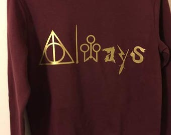"Harry Pooter ""Always"" Shirt"