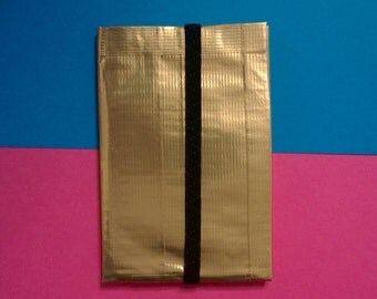 Gold Duct Tape Wallet