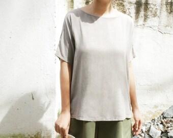 Basic Linen Top