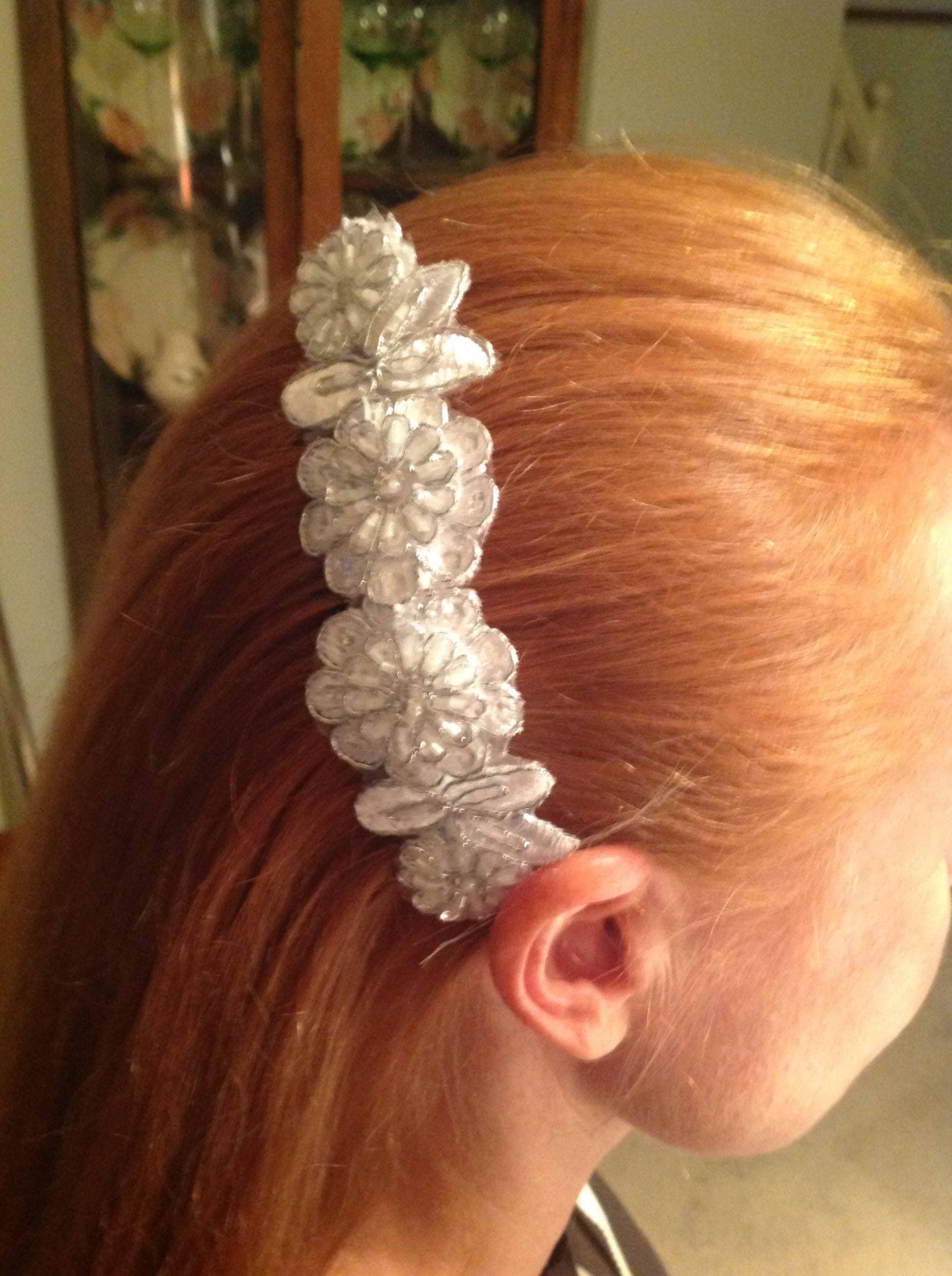Beautiful Bridal Beaded Hair Comb