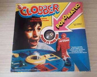 Vintage Board Game Clobber Peter Pan