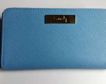 Envelope System Leather Wallet
