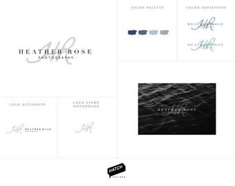 Custom Photography Logo and Branding Design || Photographer Logo || Camera Logo Design || Branding Package