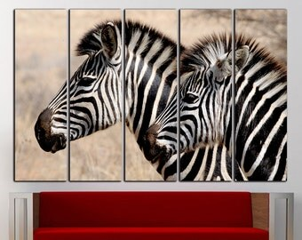 Beau Zebra Wall Art Zebra Wall Decor Zebra Canvas Zebra Print Animal Wall Art  Animal Wall Decor