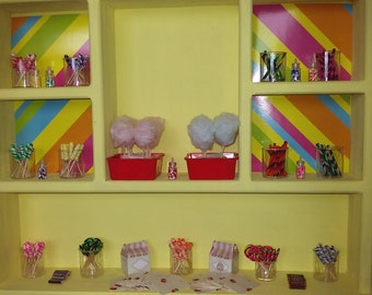 Miniature Candy Shop