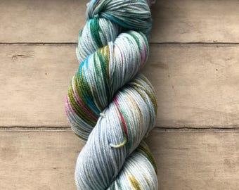 Hightwist hand-dyed Merino Wool soft No.. 30
