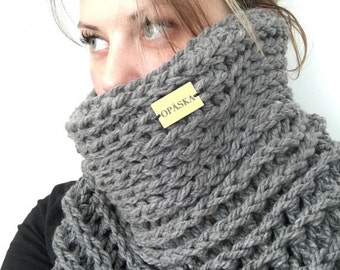 Scarf - Tube - Cowl - adult