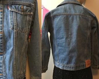Levis Womens 90s Denim Jacket
