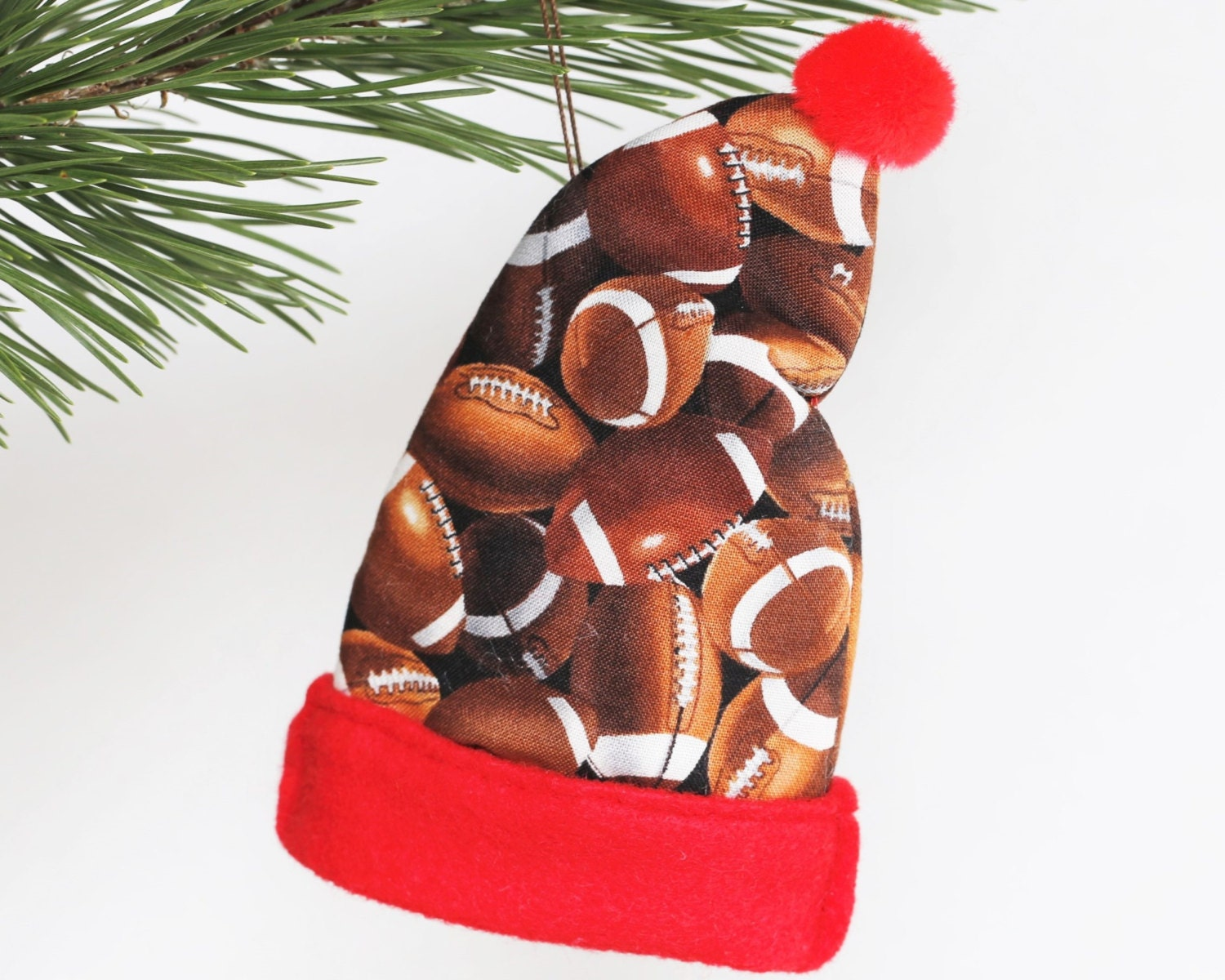 Football player ornament - Football Ornament Personalized Football Coach Gift Football Christmas Ornament Football Christmas Decoration Football Player Christmas Gifts