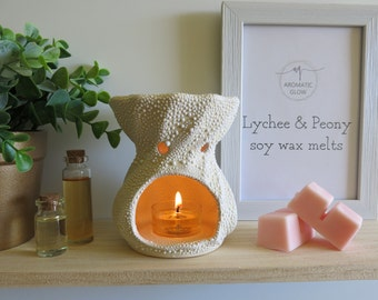 Lychee and Peony Fragrance Wax Melts, Soy Wax Melts, All natural wax melts, Australian seller, Home fragrance, Wedding gift, Gifts for her