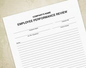 Employee Performance Revi...