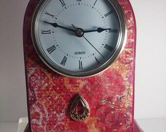 Modern Deco Clock