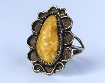 AUTHENTIC Handmade Native American Ring