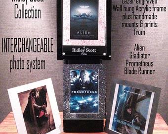 Ridley Scott INTERCHANGEABLE photo system