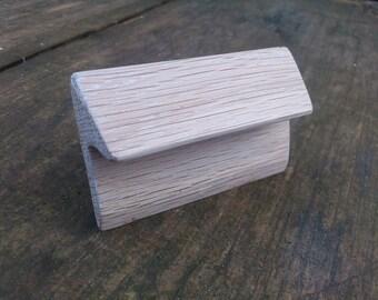 Wooden drawer/door pulls