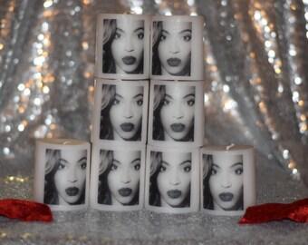 Beyonc Candles