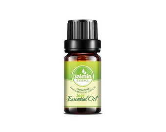 Sage Essential Oil - Jaimin Essence - Pure Sage Oil - Aromatherapy Oil - Therapeutic Grade - Pure Essential Oil