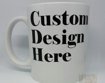Personalized Gift, Personalized Mug, Coffee Mug
