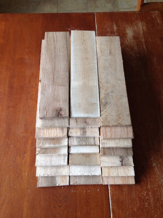 cut pallet boards free shipping reclaimed rustic wood