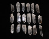 AAA Arkansas Quartz Crystal All Natural Perfect Points - Great for Meditation, Enhance Intuition, Energy Activation & Adjustment
