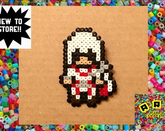 Assassins Creed Ezio Hama Pin Badge