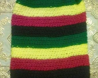 Rastafarian Beanie