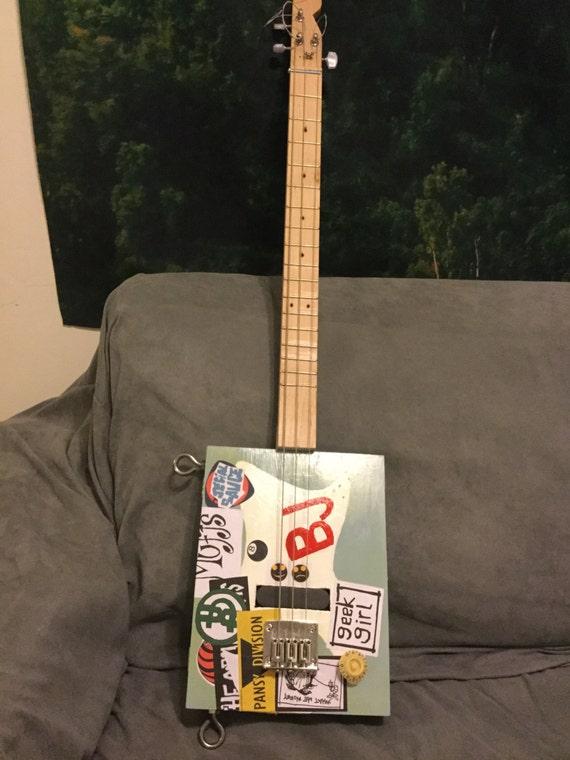 Billie Joe Armstrong Dookie Guitar Green Day Billie Joe A...