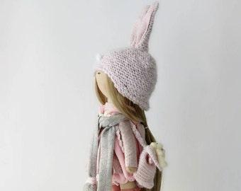 Tilda doll My dear bunny is ready to ship
