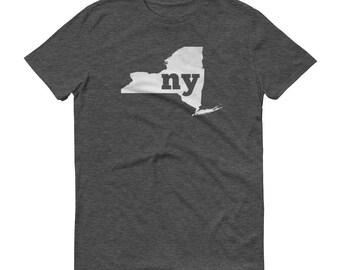 New York Tshirt, New York, New York Shirt, NY Shirt, New York Tee, State Pride, New York Gifts, New York State, Map, Shirt, TShirt, Tee, NY