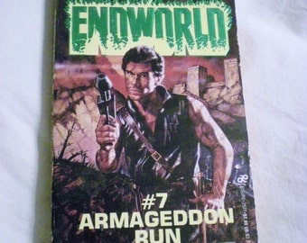 Endworld 7 Armageddon Run Book