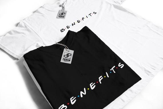 Friends with Benefits T-shirt - tv show shirt