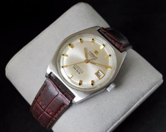 Tissot Seastar Automatic Mens PR516 Mens Watch, Vintage Swiss Made, Very Nice Condition. With Presentation Box.