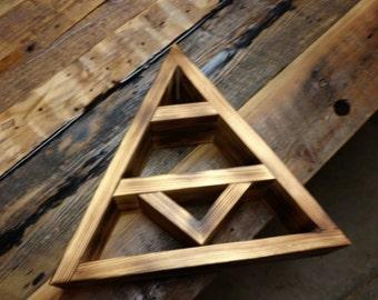 Triangle Shelf 12 Inches