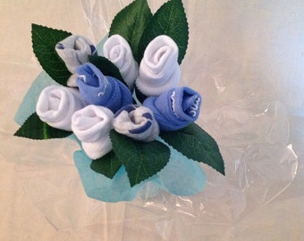 Socks and mittens bouquet