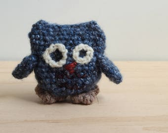 Crochet Baby Owl